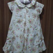 Vestido florzinha - 2 anos - Um mais um