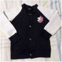 Blusa unicórnio - 24 a 36 meses - Sem marca