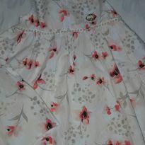 Vestidinho milon - 3 anos - Milon
