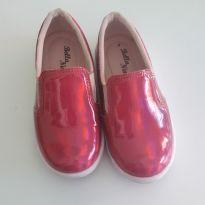 Tênis rosa pink - 25 - Bella Nina