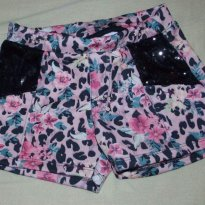 shorts Kyly - 12 anos - Kyly