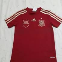 camiseta Barcelona - 4 anos - Adidas