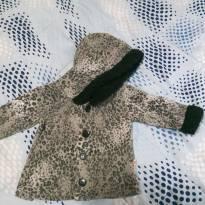 casaco - 6 a 9 meses - Não informada ( Replica)