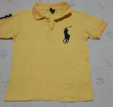 Polo Ralph Lauren 4 anos no Ficou Pequeno - Desapegos de Roupas ... 10d91003a2dd