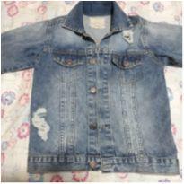 jaqueta jeans - 6 anos - Palomino
