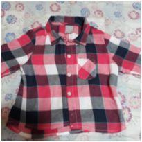 camisa hering menina - 4 anos - Hering Kids