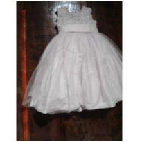 Vestido de Dama - 2 anos - Não informada