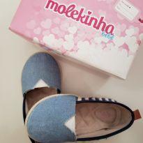 Sapatilha Molekinha - 25 - Molekinha