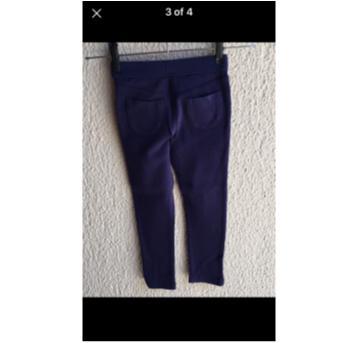 Calça azul Gymboree - 5 anos - Gymboree