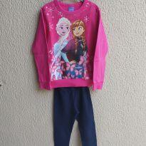 Conjunto Frozen - 6 anos - Disney