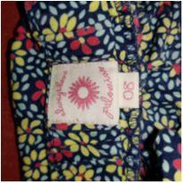 Vestidinho florido - 6 anos - Palomino