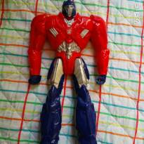 Boneco Transformers Optimus Prime Hasbro - Sem faixa etaria - Hasbro
