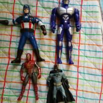 Herois kit brinquedos -  - Não informada
