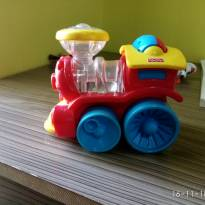 Trenzinho fisher price