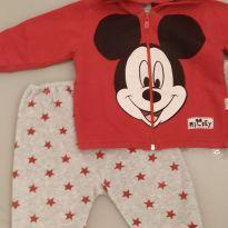 Conjunto Disney - 3 a 6 meses - Disney