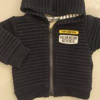 Jaqueta azul - 3 a 6 meses - Milon