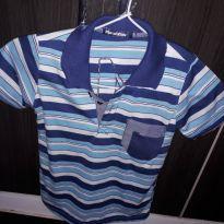 Camisa polo - 6 anos - Plural kids