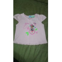 Blusinha Disney Minnie - 1 ano - Disney