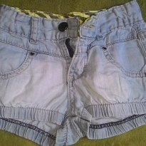 Short Jeans - 18 meses - Baby Club