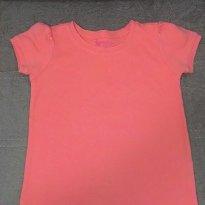 Camiseta Baby Gap Laranja - 2 anos - Baby Gap