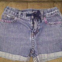 Short Jeans Oshkosh - 4 anos - OshKosh e Carter`s