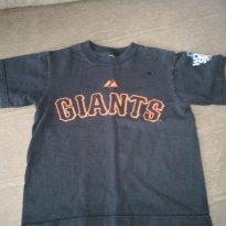 Camiseta Giants - 3 anos - Não informada