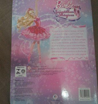 Barbie e as Sapatilhas Mágicas - Coleção Quebra-cabeças - Sem faixa etaria - Ciranda Cultural