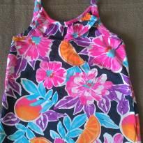 Blusinha de Verão Floral - 5 anos - Place
