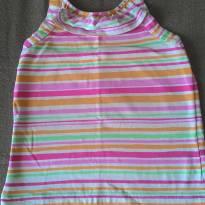 Blusinha de Verão Listrada - 5 anos - Place