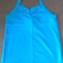 Blusinha Fresquinha Azul - 5 anos - Place