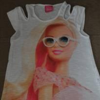 Blusinha da Barbie - 6 anos - Barbie