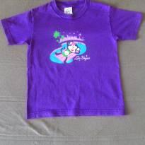 Camiseta Macaquinha - 5 anos - Importada