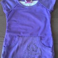 Blusa Coração Lantejoula - 6 anos - Importada