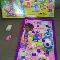 Jogo Operando Doutora Brinquedos -  - Hasbro