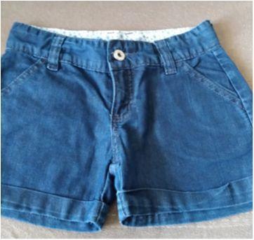 Short Jeans TEX - 6 anos - Tex