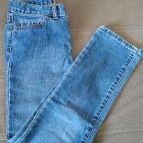 Calça Jeans Skinny Strech - 8 anos - Est. 1989