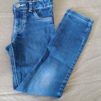 Calça Jeans Place Jeggins - 6 anos - Place Jegings