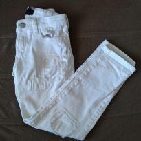 Calça Branca GAP - 8 anos - GAP