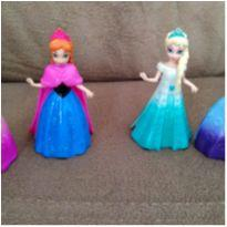 Mini Bonecas Disney Frozen