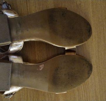 Sandália Elegante Steve Madden - 34 - STEVE MADDEN