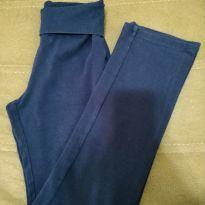 Calça Azul - 7 anos - Est. 1989