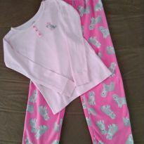 Pijama Carters Cachorrinha - 8 anos - Carter`s