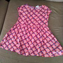 Vestido Rosa Soltinho - 7 anos - Crazy 8