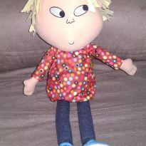 Boneca Lola da série Charlie e Lola -  - Long Jump