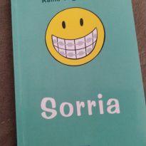Livro SORRIA -  - Devir
