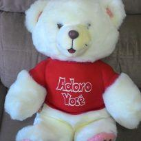 Urso de Pelúcia Adoro Você Lindo -  - Maritel