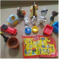 Miniaturas Kinder 101 dalmatas