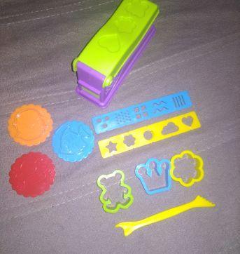 Jogo de Massinha Hora da Brincadeira - Sem faixa etaria - New Toys