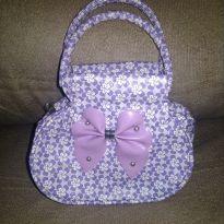 Bolsa lilas -  - Não informada