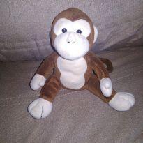 Macaco de Pelucia -  - Não informada